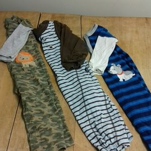 24 month boys outfit one pieces. Long sleeves